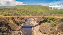 Ponte do Acaba Mundo, distrito de Curralinho.